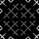 Divide Calculate Calculation Icon