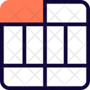 Divide Cell Icon