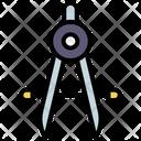 Divider Geometry Art Icon