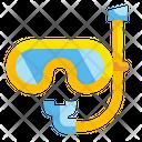 Diving Scuba Tube Icon
