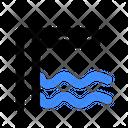 Diving Board Icon