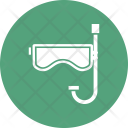 Diving glass Icon