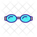 Diving Glasses Icon