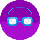 Water Eye Glasses Diving Glasses Glasses Icon