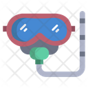 Diving Googles Goggles Diving Icon