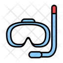 Diving Mask Mask Diving Equipment Icon