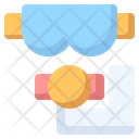 Goggles Mask Diving Icon
