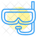 Snorkling Snorkle Sports And Competition Icon