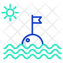 Diving Spot Icon