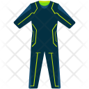 Diving Suit Swimsuit Icon