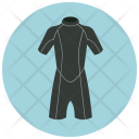 Diving Suit Safety Icon