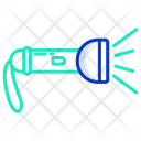 Diving Tourch Icon