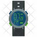 Diving Watch Waterproof Icon