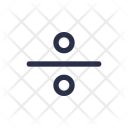 Division Alculation Alculator Icon