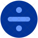 Division Math Function Icon