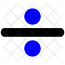 Divide Division Sign Icon Icon