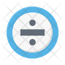 Division Divide Mathematics Icon