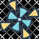 Piece Slice Portion Icon