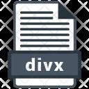 Divx file Icon