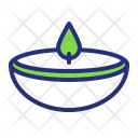 Diwali Ramadan Lamp Icon