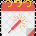 Firework Fireworks Stick Icon
