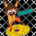 Diwali crackers Icon