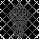 Diwali decoration Icon