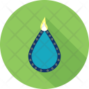 Lamp Diya Happy Icon