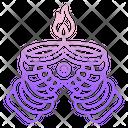 Diya Diwali Diya Diwali Icon