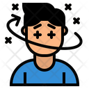 Avatar Dizziness Man Icon
