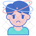 Dizziness Dizzy Migraine Icon