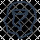 Dizziness Icon