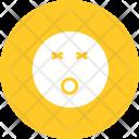 Dizzy Emoji Face Icon