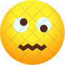 Dizzy Emoji Emotion Icon