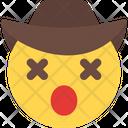 Dizzy Cowboy Icon
