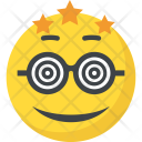 Dizzy Emoji Emoticon Icon