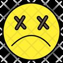 Dizzy Emoji Emotion Emoticon Icon