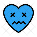 Dizzyface Emoji Emoticon Icon