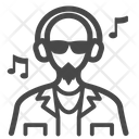 Dj Dj Operator Operator Icon