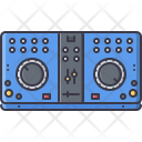 Dj Console Music Icon