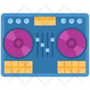 Dj Music Sound Icon