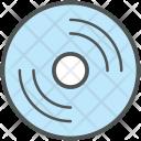 Dj Playing Records Icon