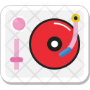 Dj Music Player Icon