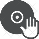 Dj Disk Cd Dvd Icon