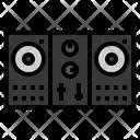 Dj Controller Edm Icon