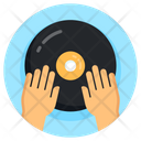 Dj Disc Icon