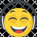 DJ Emoticon Icon