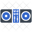 Dj Machine Dj Table Instrument Icon