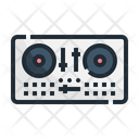 Dj Mixer Dj Music Icon