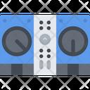 Dj Mixer Dj Disk Jockey Icon